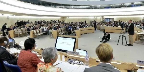UNHRC in Geneva இலங்கைக்கு எதிராக ஜெனிவாவில் மற்றொரு தீர்மானம்; இணை அனுசரணை நாடுகள் திட்டம்