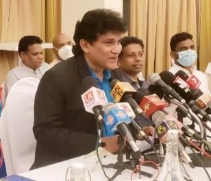 Media Con Janaki 291020 2 துமிந்த சில்வா மனுவிலிருந்து நான் விலகுகிறேன் - மனோ கணேசன்