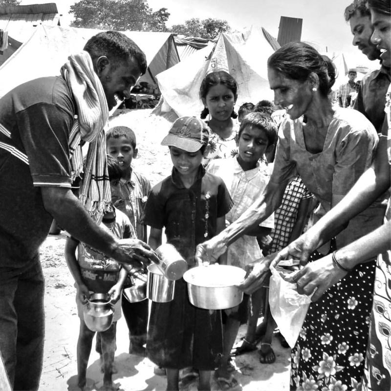 Congee of Hope Remember Mullivaikkal Mullivaikkal Stories 3 உலகிற்கு விழிப்பூட்டும் நிகழ்வாக முள்ளிவாய்க்கால் கஞ்சி - பாரதி