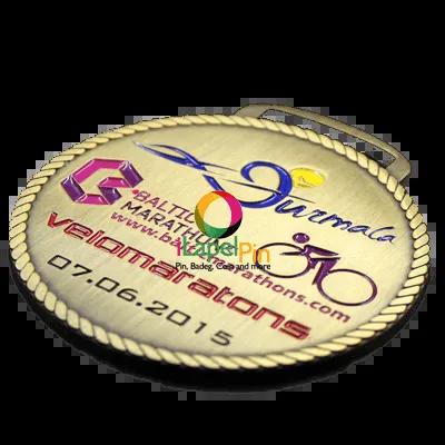 Custom Medals Bronze Medals - China Custom Medals Bronze Medals Factory 2