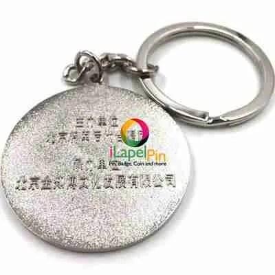 Key Chain Rings China Custom Keychains Factory - iLapelPin.com 1