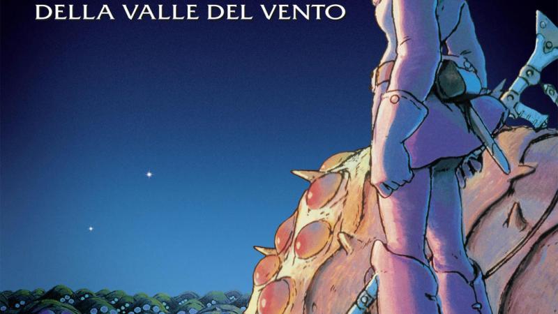 Nausicaä della Valle del Vento (1984)