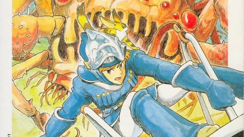 Nausicaä della Valle del vento: Manga (1982-1994)