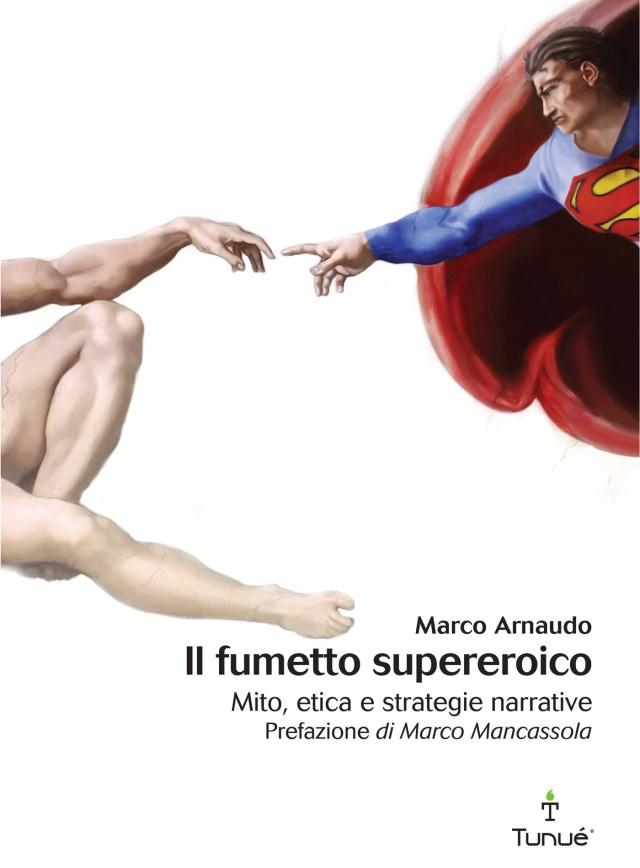 Il fumetto supereroico - Copertina