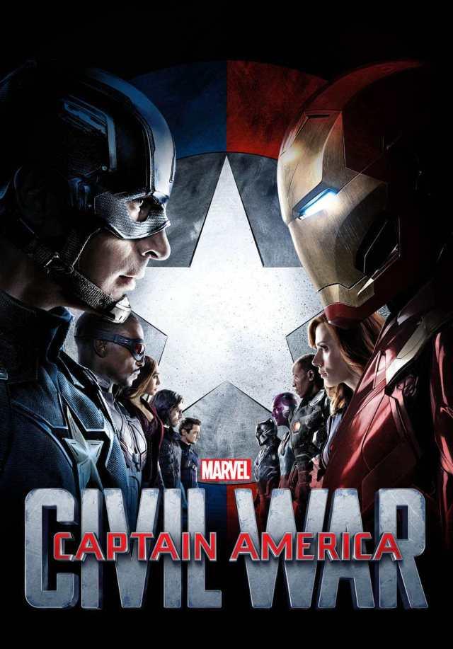 Civil War - Locandina