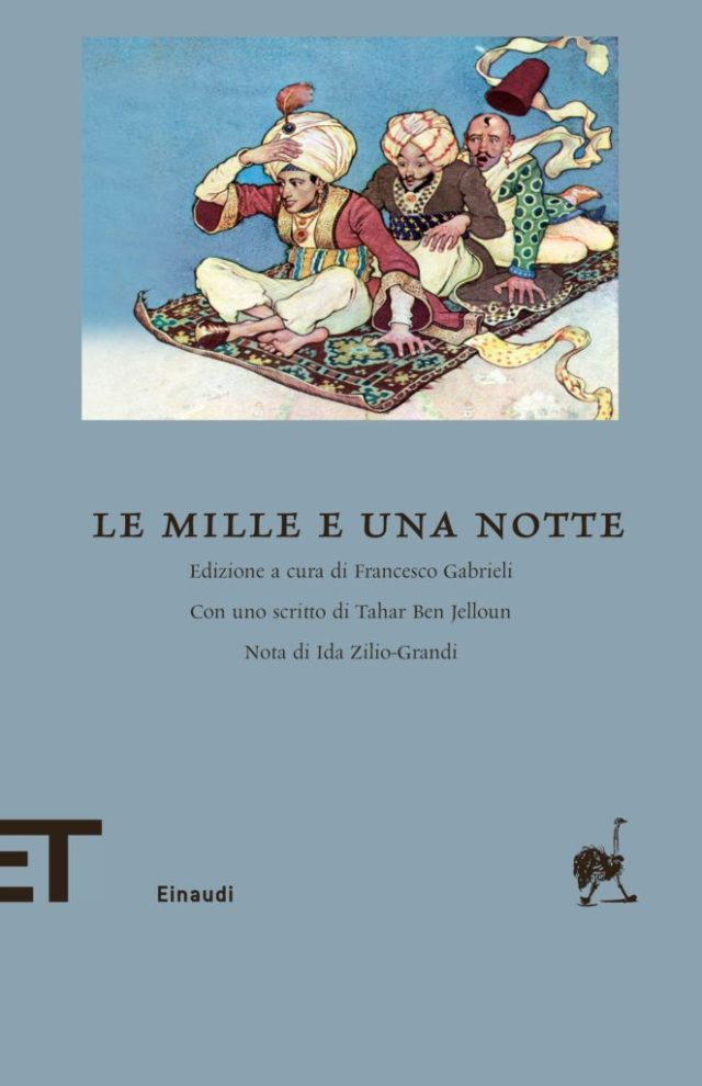 Le Mille E Una Notte Cover