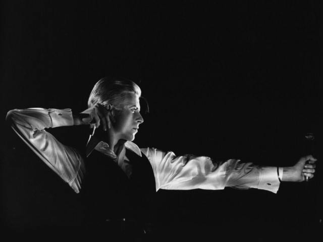 Bowie by Rowlands
