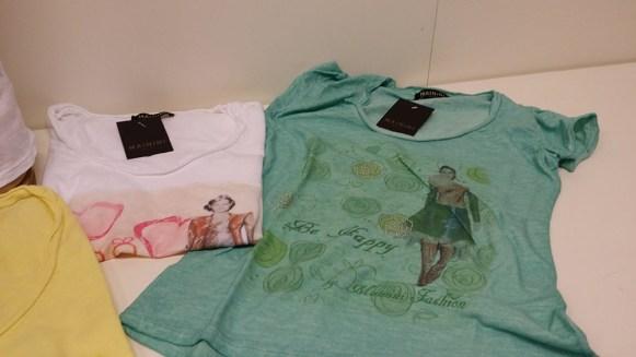 t-shirt Mainini Fashion