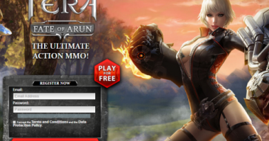 Tera free to play online