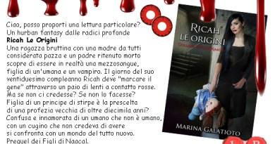 Su Kindle Unlimited: Ricah, Le Origini