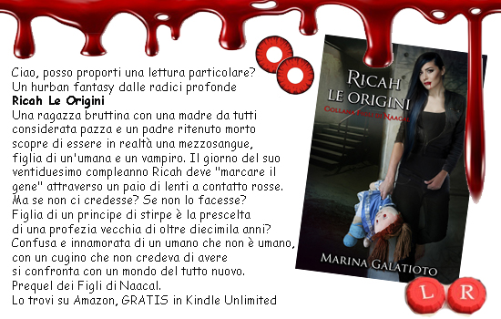 Su Kindle Unlimited: Ricah, Le Origini