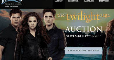 the twilight auction