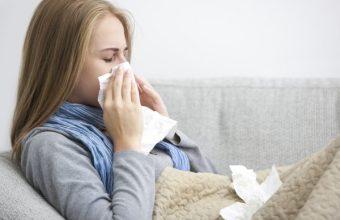 La Befana a letto con l'influenza! Cosa fare