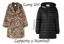 Piumino o cappotto per la moda curvy?