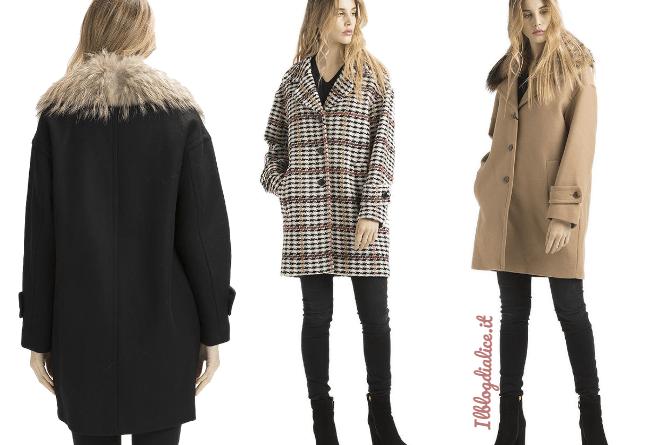 cappotti twin set 2018 Cappotti donna cappotto da signora
