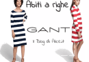 Abiti a righe Gant, outfit versatile