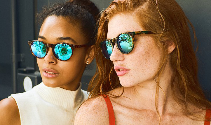 occhiali da sole donna lenti polarizzate