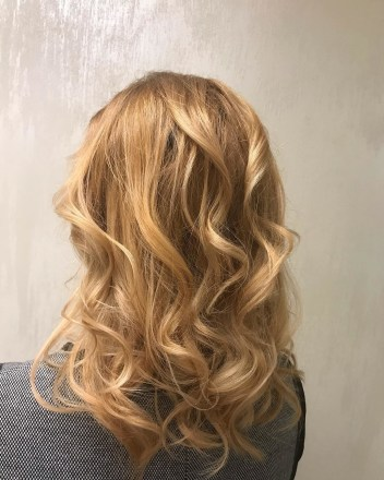 20 Balayage Brown to Blonde Long Hairstyles.