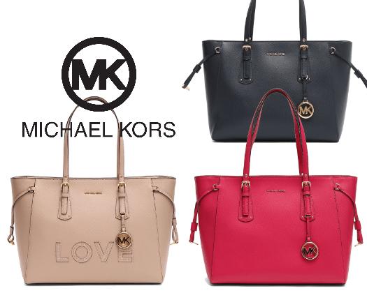 Il brand Michael Kors borse, orologi, scarpe
