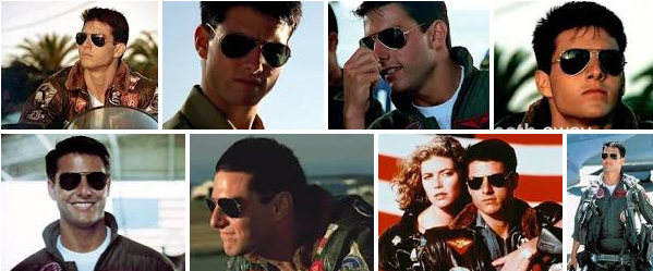 Tom Cruise Ray-Ban Maverick