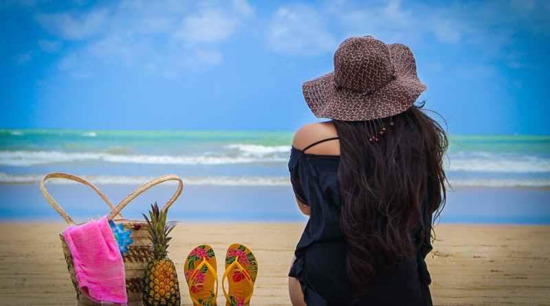 Borsa mare e coordinati da spiaggia