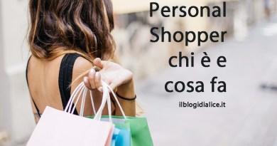 Personal Shopper chi è e cosa fa