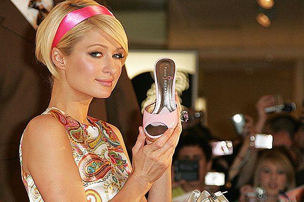 collezione scarpe donna Paris Hilton scontata