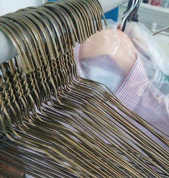 clothes hangers grucce per abiti