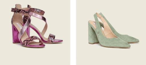 motivi scarpe La moda per l'estate Motivi abbigliamento p/e 2020