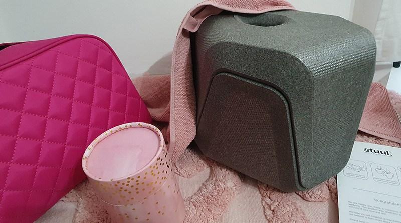 Sgabello da bagno elegante: comodità e benessere