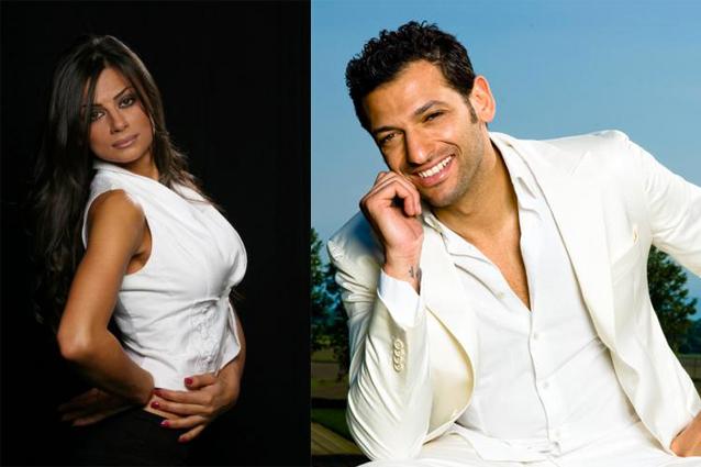 L'ex tronista di Uomini e donne Serena Enardu e il cantante Pago