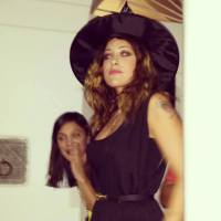Foto di Teresanna Pugliese vestita da strega