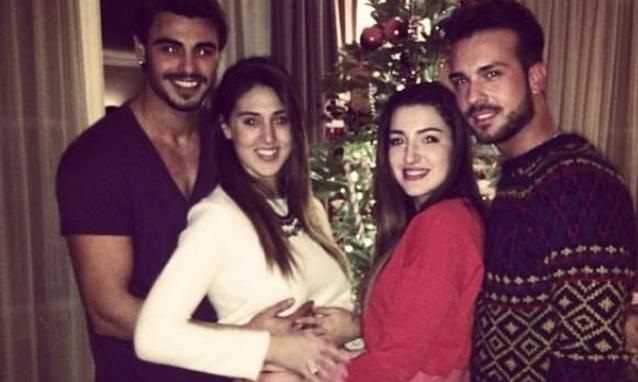 Cecilia Rodriguez è incinta di Francesco Monte, prime voci