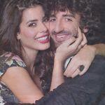 Samuel Peron e Tania Bambaci