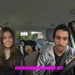 Foto di Jonas Berami e Rama Lila durante il viaggio