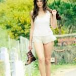 Foto di Cuca Escribano attrice di il segreto