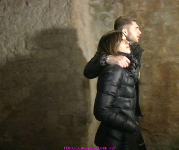Foto di Salvatore di Carlo e Teresa Cilia nel finale di trasmissione