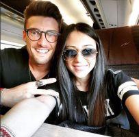 Dario Loda e la sua Claudia