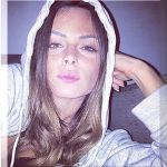 Silvia Raffaele selfie
