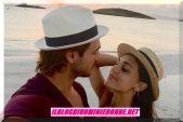 Francesco Monte e Cecilia Rodrigeuz festeggiano due anni d'amore