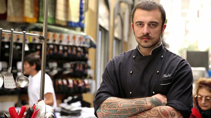 Chef Rubio protagonista di Unti e Bisunti