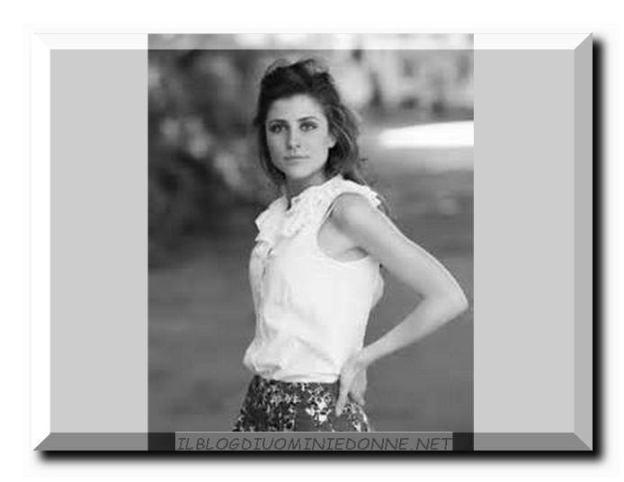 L'attrice Francesca Valtorta in Braccialetti Rossi 3