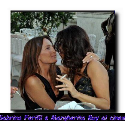 Sabrina Ferilli sono io e lei con Margherita Buy