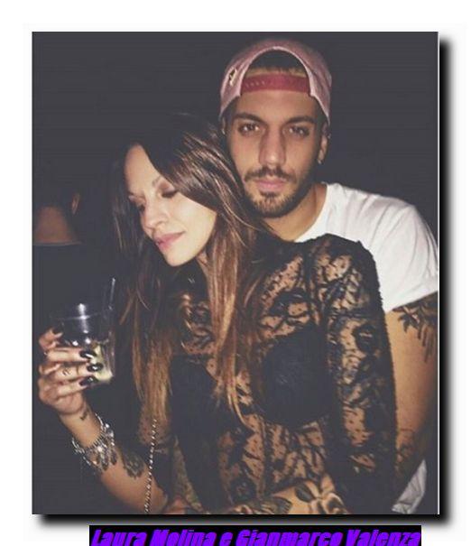 Laura e Gianmarco serata in discoteca