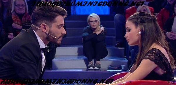 Sophia Galazzo e Amedeo Barbato il giorno della scelta