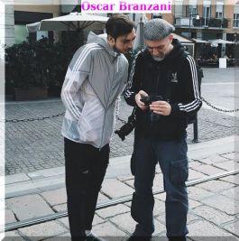Oscar Branzani casting a Roma