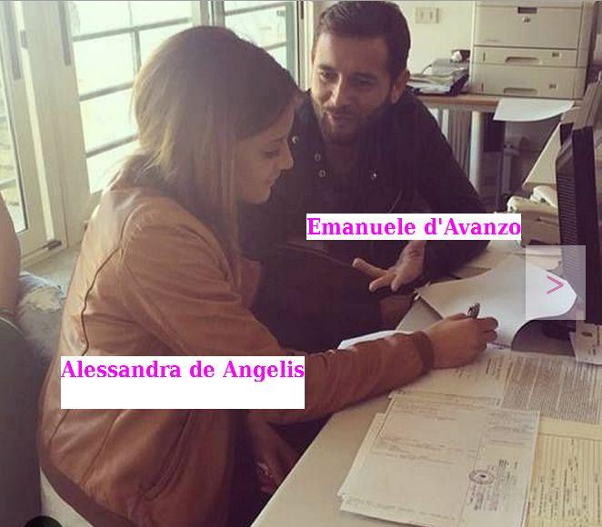 Alessandra de Angelis e Fabiola Cimminella pronti al matrimonio