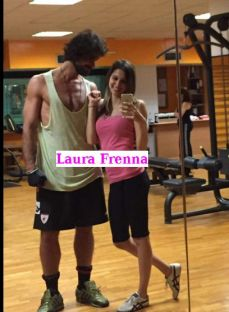 Laura Frenna in palestra