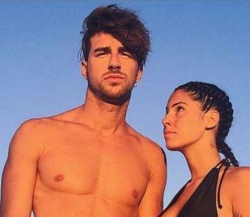 Giulia e Andrea Damante