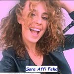 Nuova Tronista Sara Affi Fella